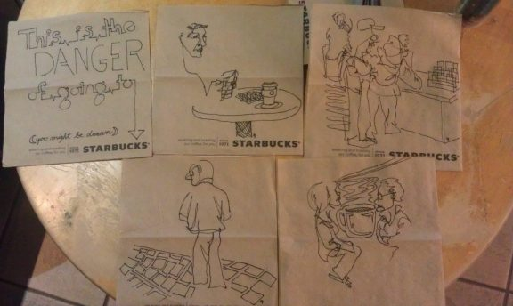 Napkin Sketches